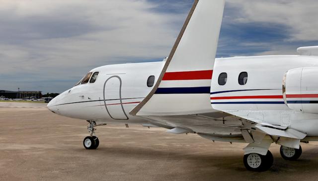 Hawker 800XP