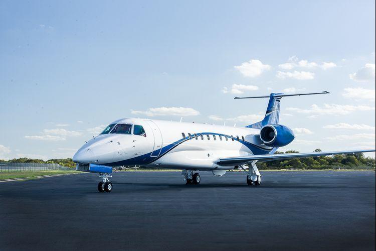 Legacy 600 Private Jet