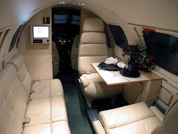 Merlin III B Private Jet