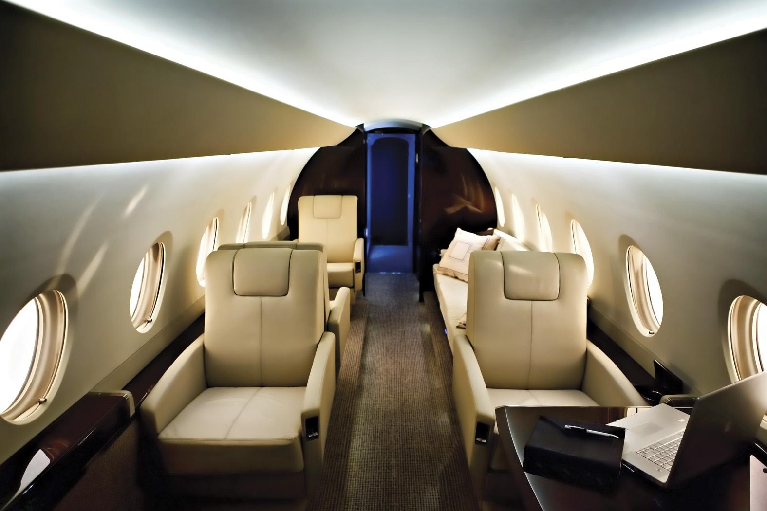 Gulfstream G200 Private Jet