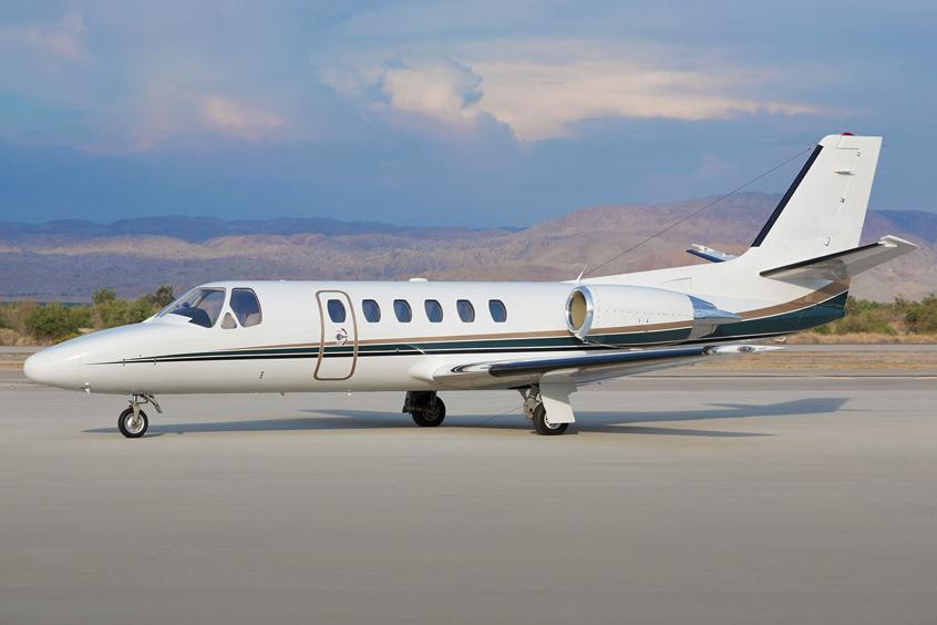Citation Bravo Private Jet