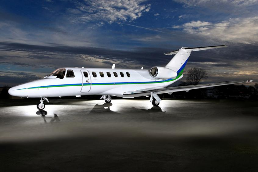 Citation CJ3 Private Jet