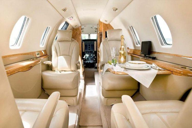 Citation Sovereign Private Jet