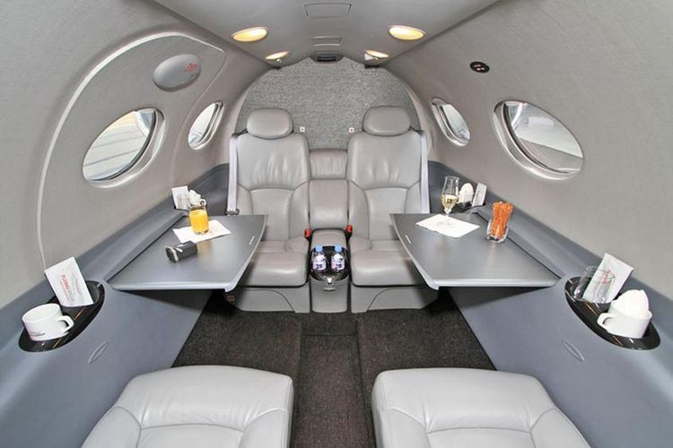 Citation Mustang Private Jet