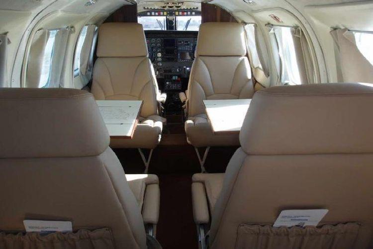 Piper Cheyenne IV Private Jet
