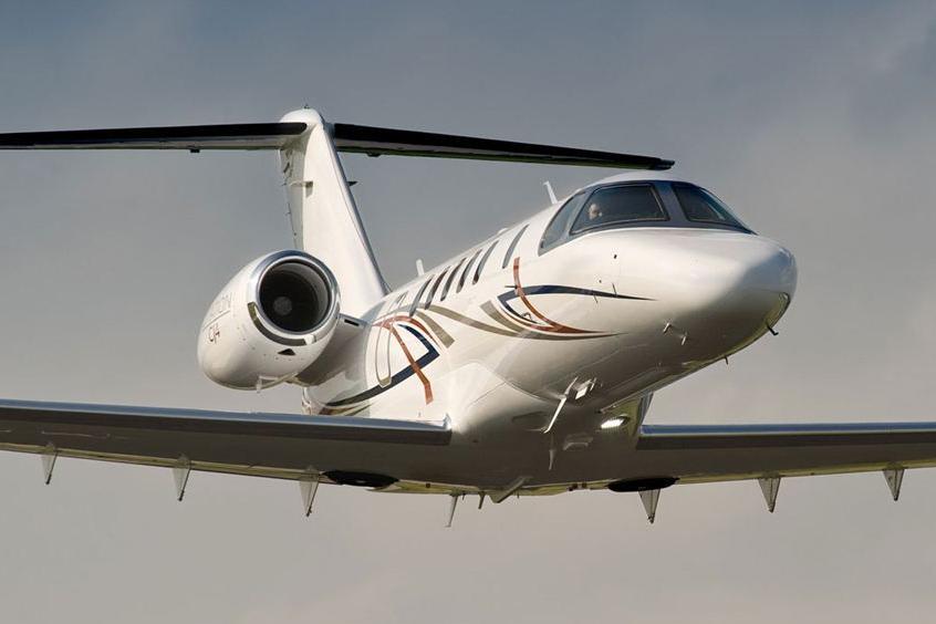 Citation CJ4 Private Jet
