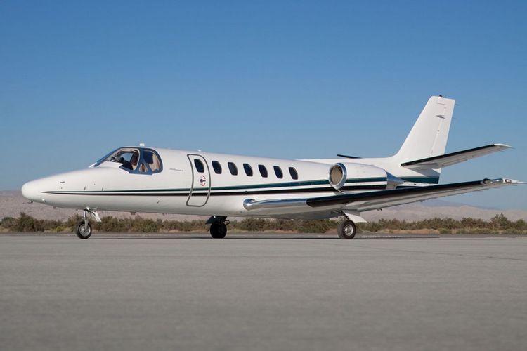 Citation V Private Jet