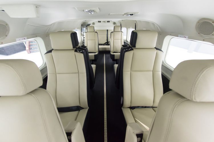 Cessna Caravan II Private Jet