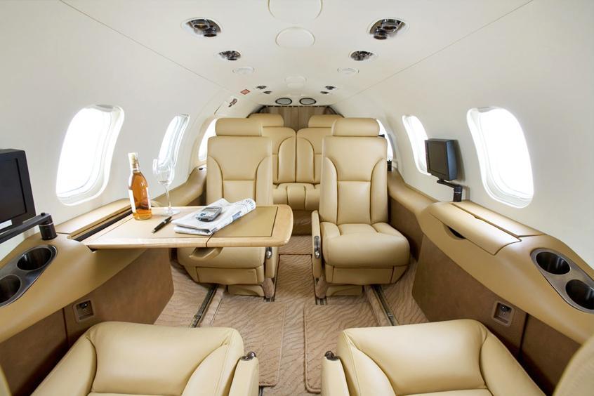 Learjet 31 Private Jet