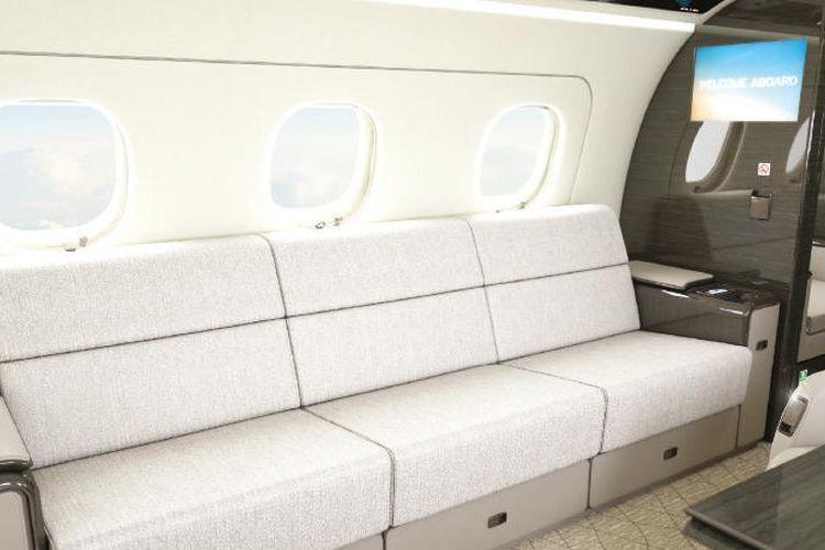 Legacy 450 Private Jet