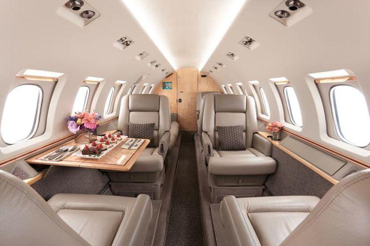 Hawker 1000 Private Jet