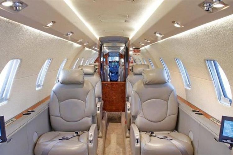 Citation Excel Private Jet