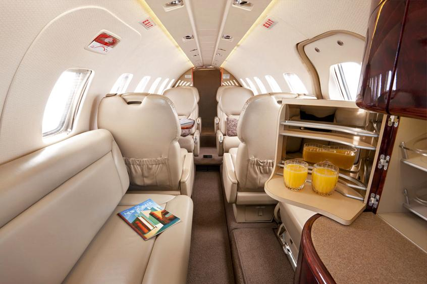 Citation V Encore Private Jet