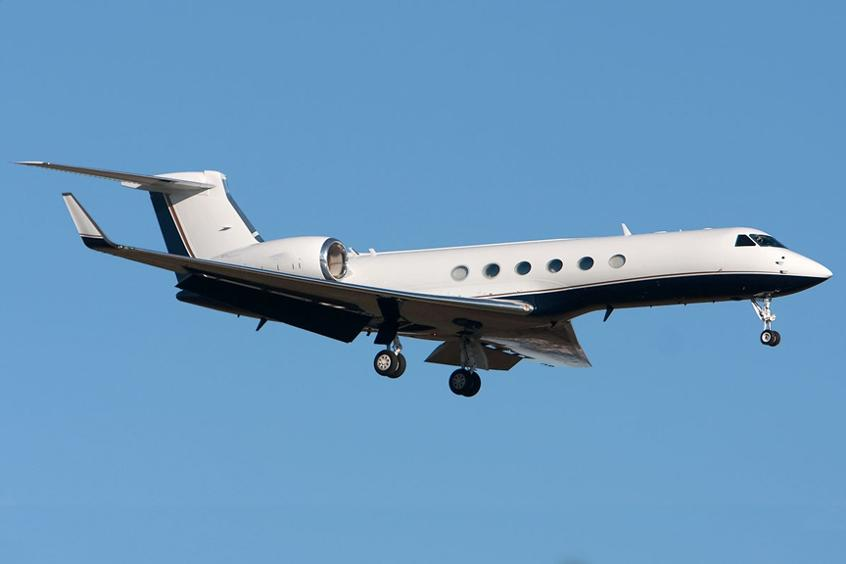 Gulfstream V Private Jet