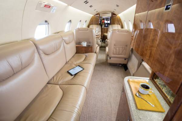 Nextant 400 Private Jet