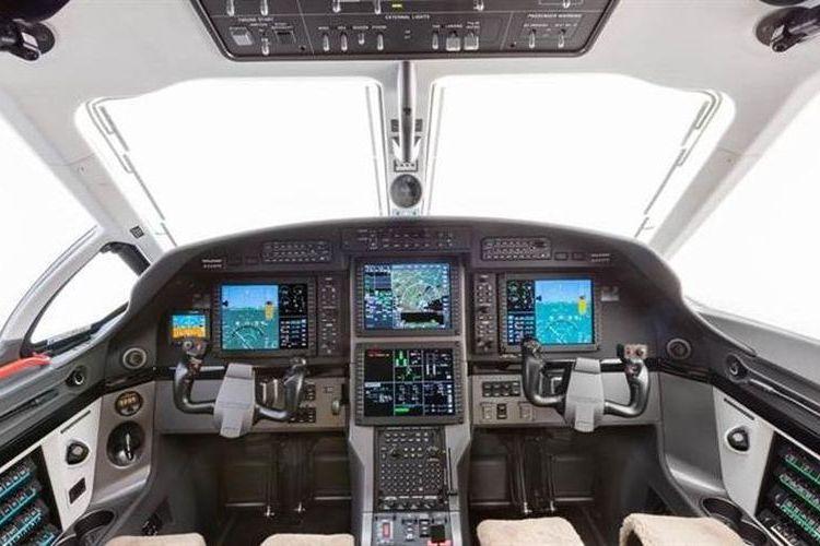 Pilatus PC12 Private Jet