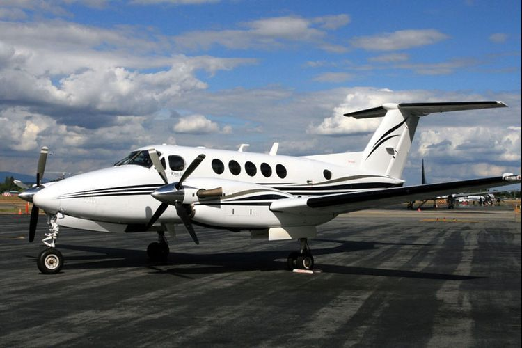 King Air 200 Private Jet