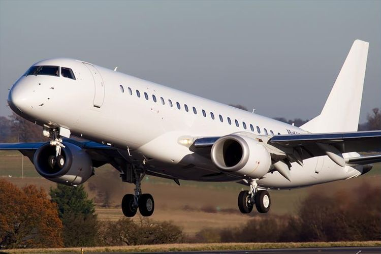 Embraer Lineage 1000 Private Jet