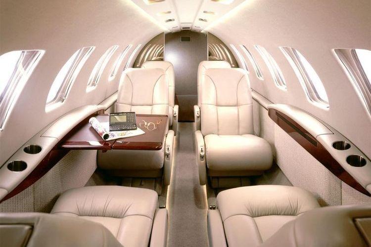 Citation Ultra Private Jet