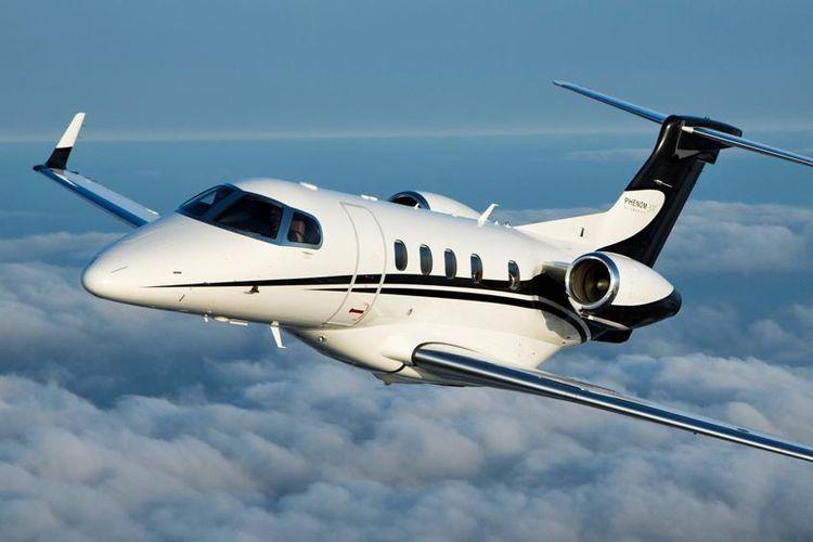 Phenom 300 Private Jet