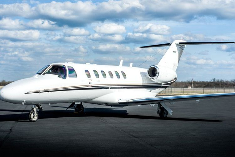 Cessna CJ2 Private Jet