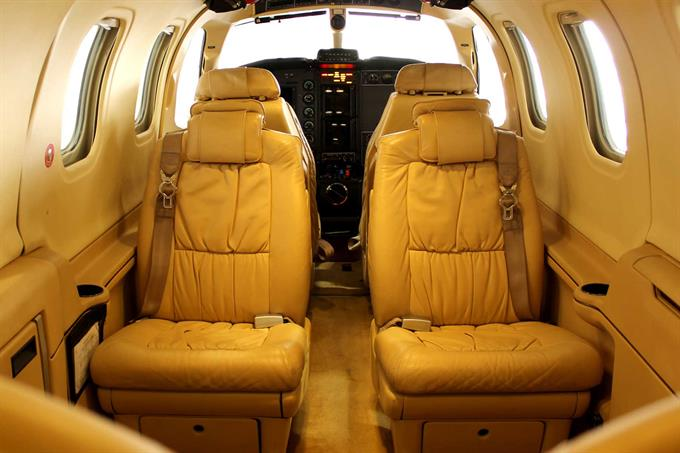 TBM 850 Private Jet