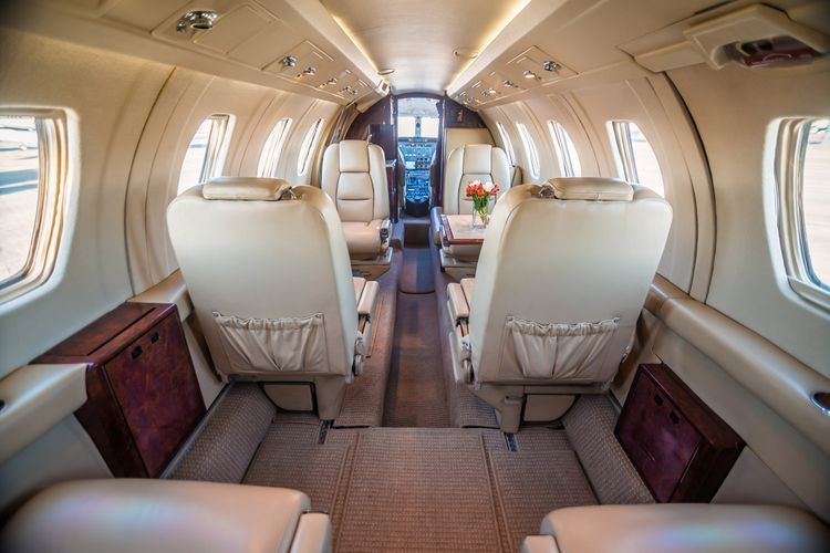 Citation III Private Jet