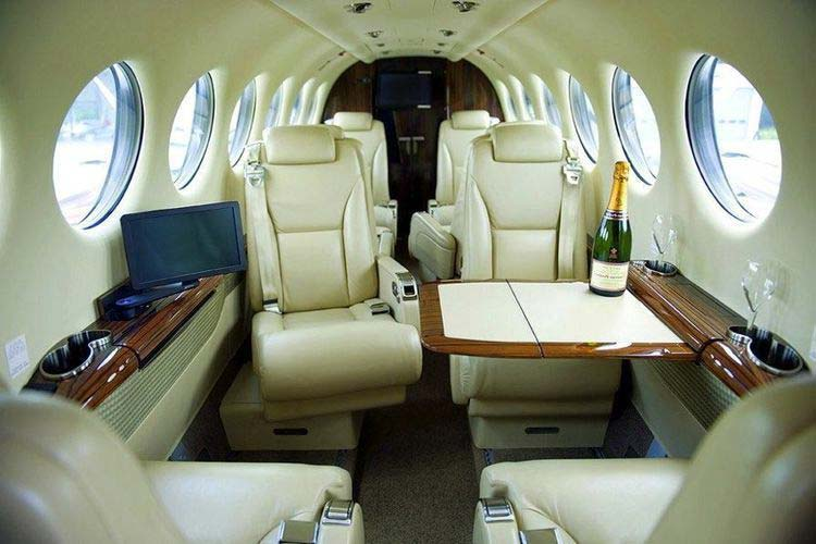 Turboprop Private Jets