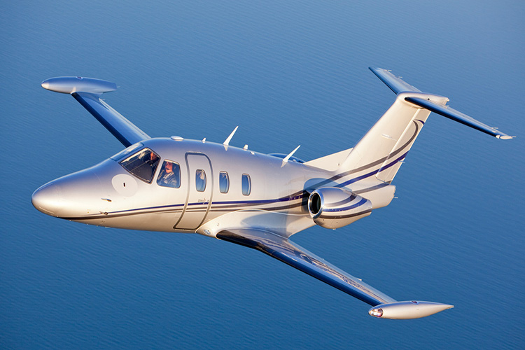 Eclipse 500 Private Jet