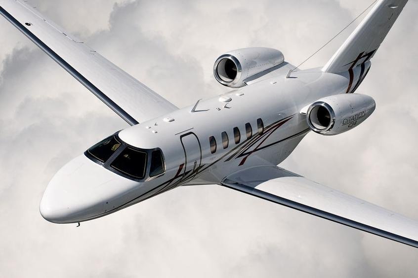 Citation CJ4 Private Jet