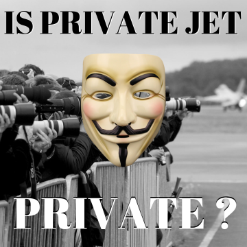 Has your privacy been lost when traveling private in 2019?