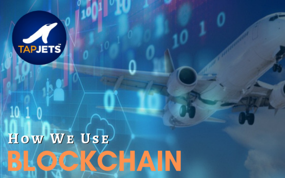 What is a Blockchain and how TapJets uses it?