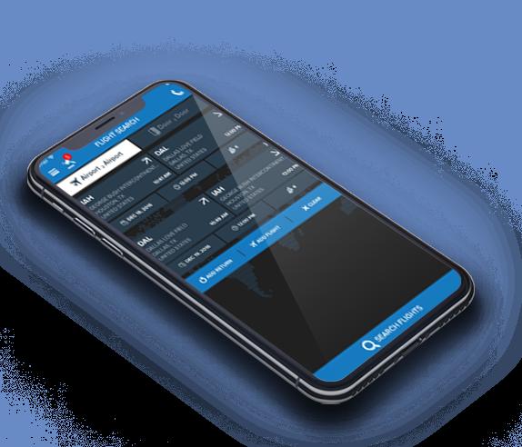 TapJets Mobile Application